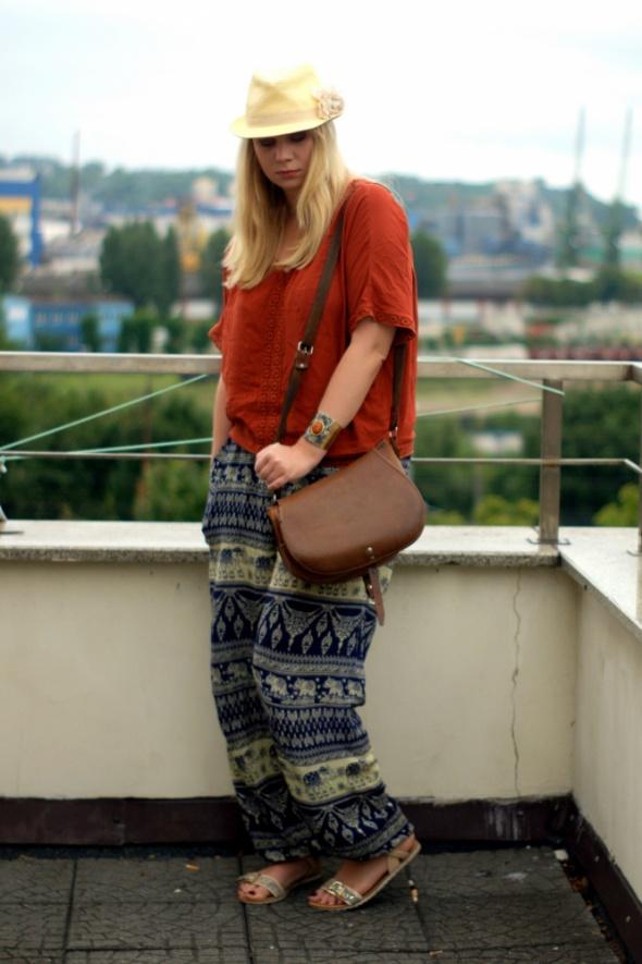 Blogerek podróż