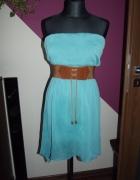 Asymetryczna sukienka 3638