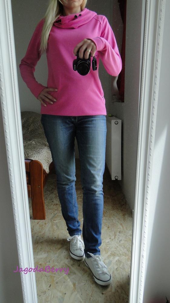 Codzienne Very pink
