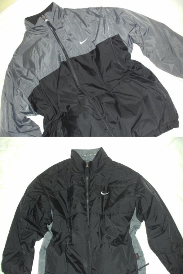 Kurtki i płaszcze kurtka NIKE męska dwustronna rozm XL 188 cm