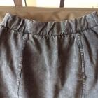Dżinsowa ołówkowa długa spódnica