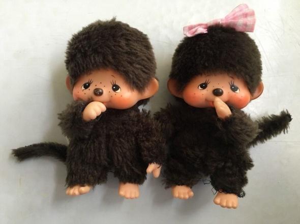 Małpka Monchhichi Monchichi