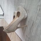 Piękne buty centro
