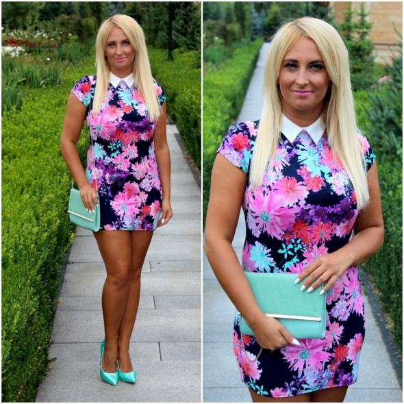 Blogerek Pastelowe kwiaty