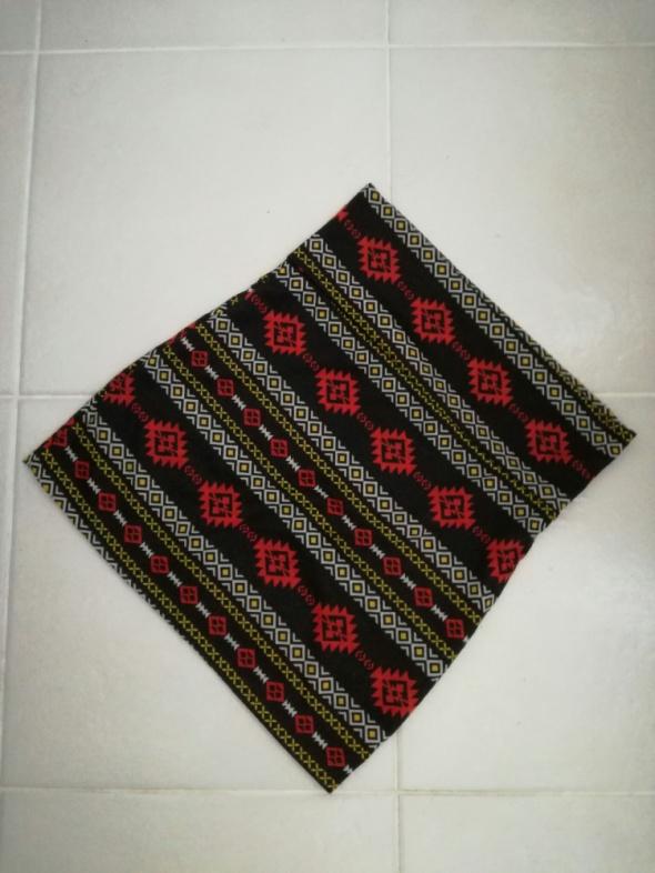 Spódnice Mini spódniczka Aztecki wzór S XS