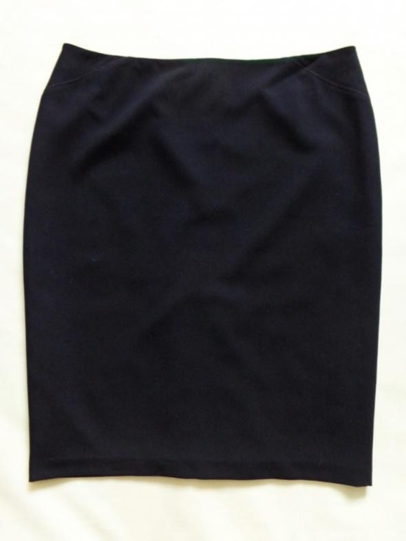 Spódnice MARKS&SPENCER czarna spódnica ołówkowa 44