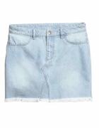 Krótka spódniczka dżinsowa H&M...