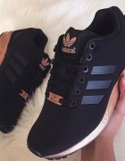New Balance lub Adidas czarno złote...