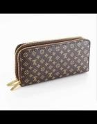 Nowy portfel damski pakowny Marka