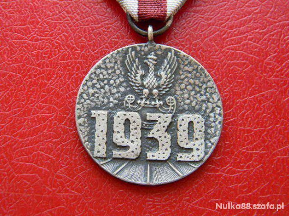 Medal 1939