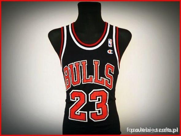 Bulls 23 czarna roz xsm...