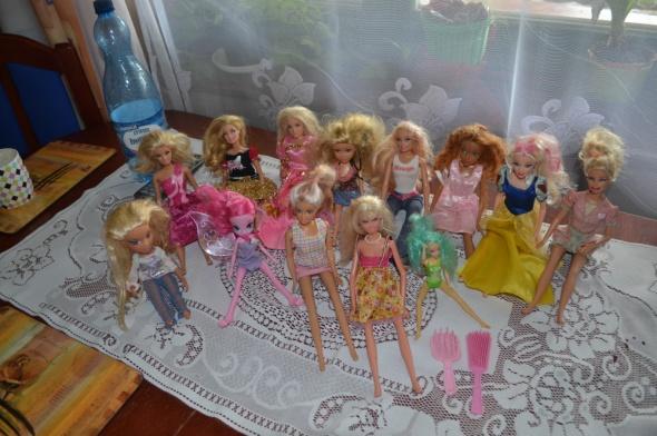 Zabawki Lalki różne