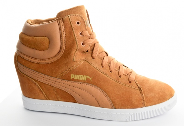 sneakersy puma vikky wedge...