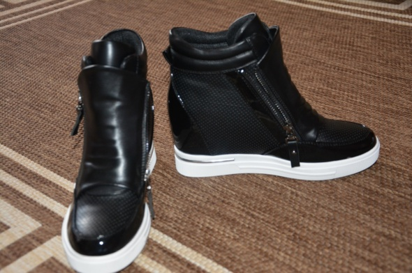 sneakersy botki