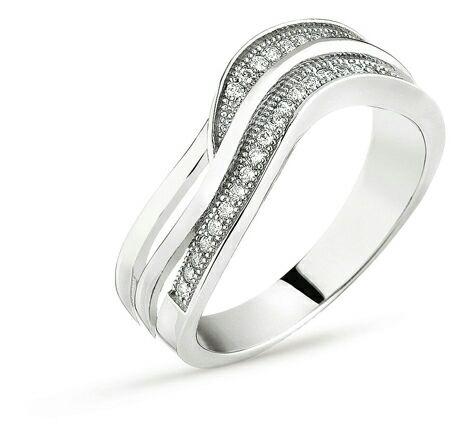 Srebrny pierścionek min 16 mm
