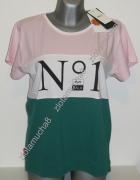 PLNY LALA t shirt NO1 Rose Emerald Classic Tee...