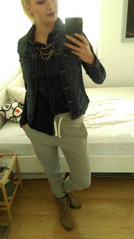 Codzienne Dresy w jeansowej odsłonie