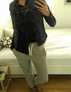 Dresy w jeansowej odsłonie...