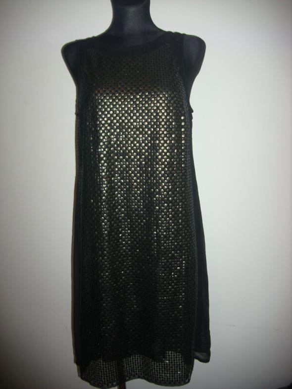 bb96d253c5 PIĘKNA SUKIENKA SYLWESTER CEKINY M na XL LINDEX w Suknie i sukienki ...