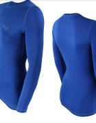 bluzka termoaktywna niebieska M radical...