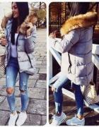 Asymetryczna kurtka