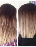 Wymarzone włosy OMBRE