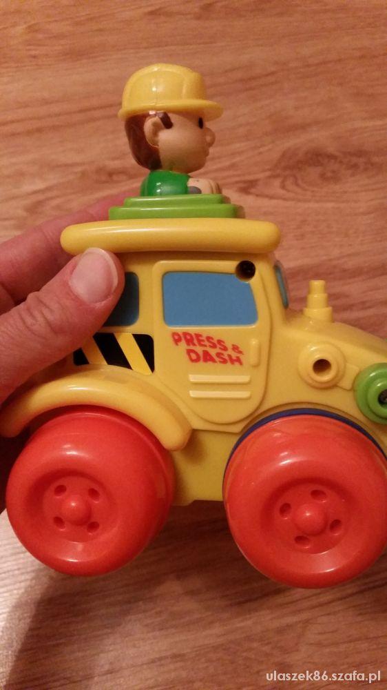 Zabawki bob budowniczy smyk