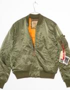 1991 kurtka flyers Bomber Alpha Industries...