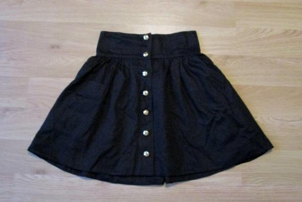 Spódnice Czarna spódniczka rozmiar XS