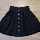 Czarna spódniczka rozmiar XS