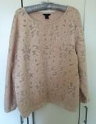 różowa bluza H&M