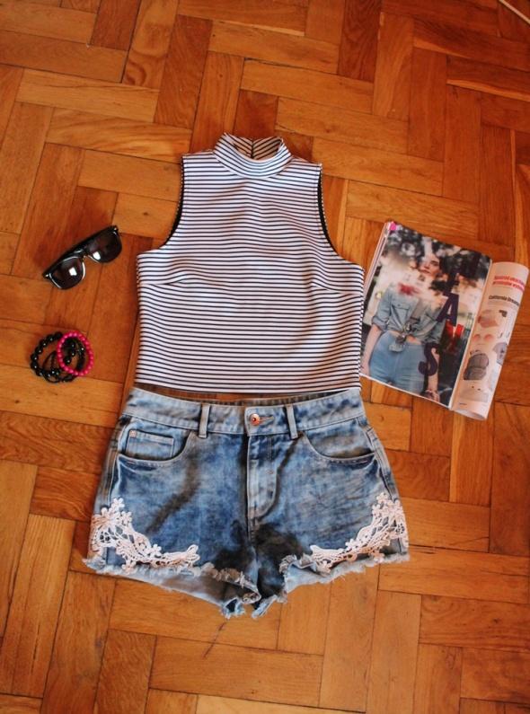 Codzienne Lekka stylizacja na lato