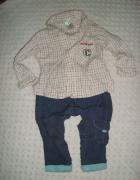 zestaw z bluzeczką dla chłopczyka gratisy...