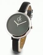 Elegancki damski zegarek Ck na pasku