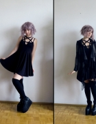 Pentagram Dress Killstar