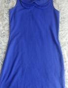 Chabrowa sukienka Mohito