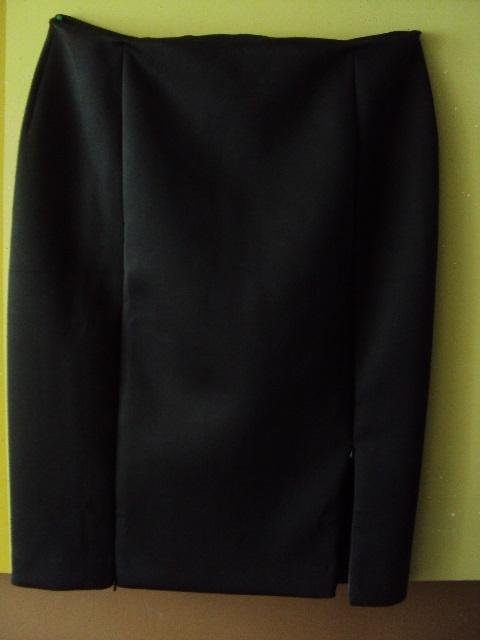 Spódnice piankowa spódniczka z suwakami