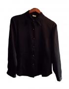 Czarna koszula L Elegancka