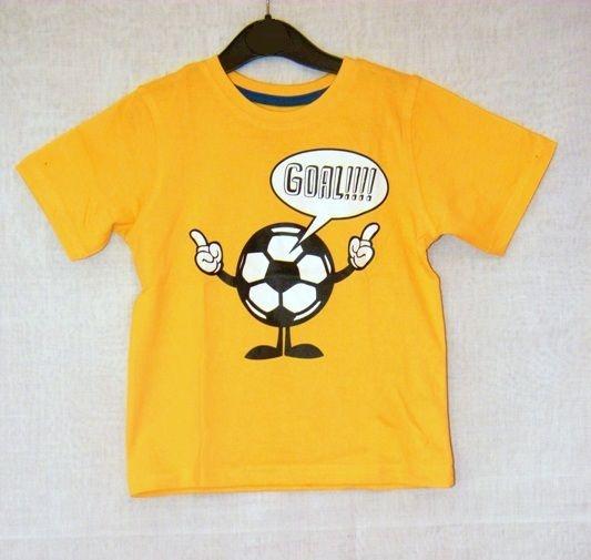 Góra T shirt koszulka dla chłopca nowa 98 104 110 w Koszulki HO14