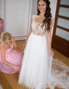 Suknia ślubna Madonna Telimena 2016
