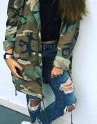 moro military & jeans