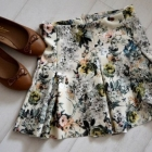 Spódniczka kwiaty Pull&Bear