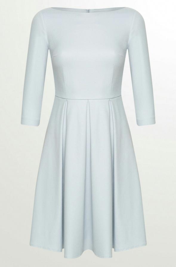 Suknie i sukienki sukienka orsay baby blue