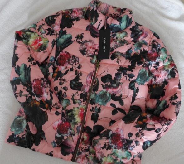 565f5b66 New Yorker Amisu nowa pikowana kurtka 34 w Odzież wierzchnia - Szafa.pl