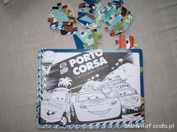 Zabawki Puzzle Zygzak