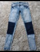 spodnie rurki tally weijl 38