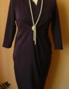 elegancka sukienka w stylu retro