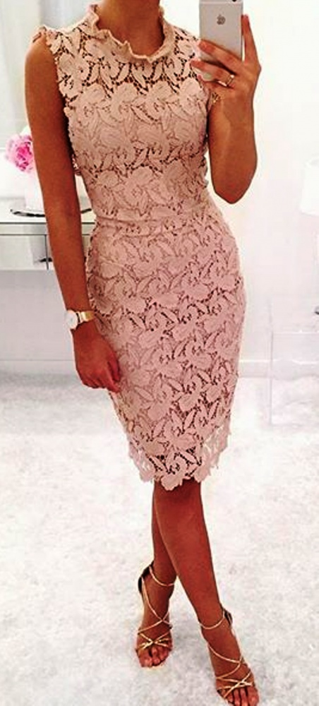Eleganckie koronkowa ekskluzywna elegancka stylowa sukienka