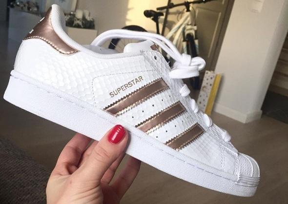 Obuwie Adidas Superstar Rose Gold