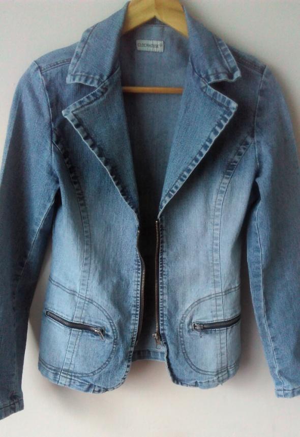 kurtka jeansowa 36 CLOCKHOUSE...